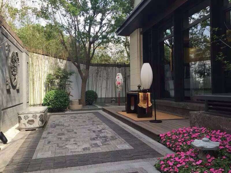 中式庭院景观